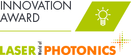Laser Photonics Innovation Award Logo