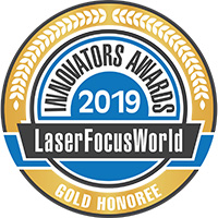Laser Focus World Innovators Awards Logo 2019